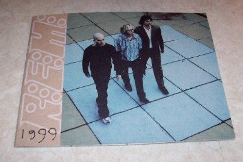 REM 1999 Concert Tour Program