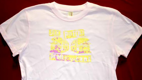 Sex Pistols Babydoll T-Shirt Pretty Vacant Pink Size Junior XL