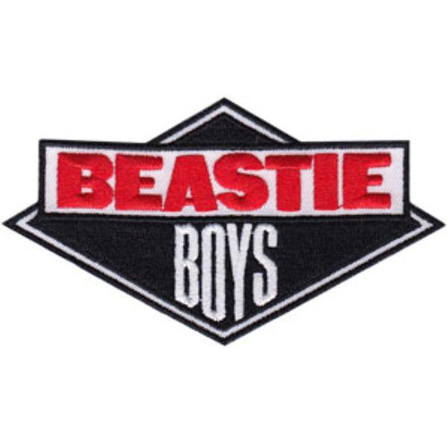 Beastie Boys Iron-On Patch License To Ill Logo