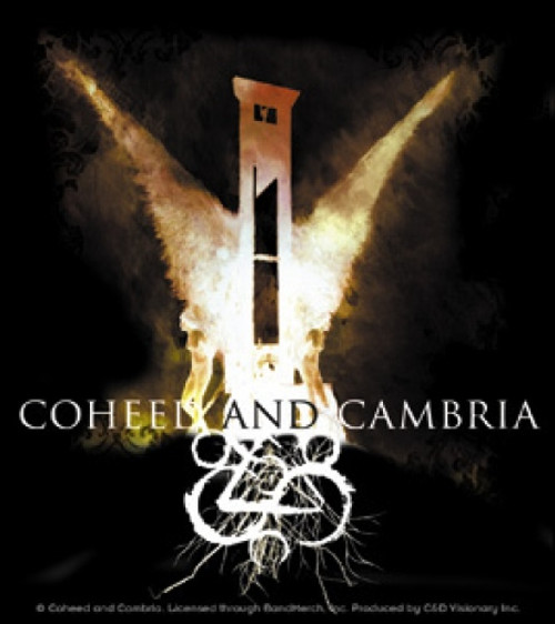 Coheed And Cambria Vinyl Sticker Chopping Block
