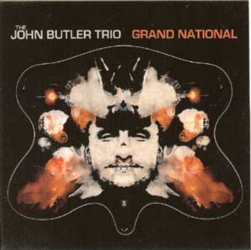 John Butler Trio Vinyl Sticker Grand National