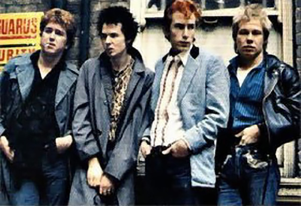 Sex Pistols Poster Flag Punk Band Photo Tapestry
