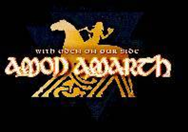 Amon Amarth Poster Flag With Oden On Our Side Tapestry