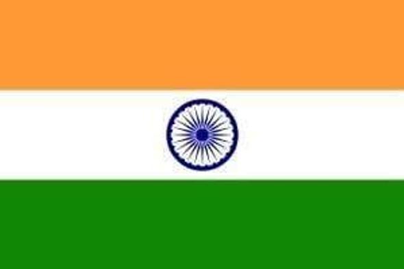 India Flag 3x5 ft. Economical