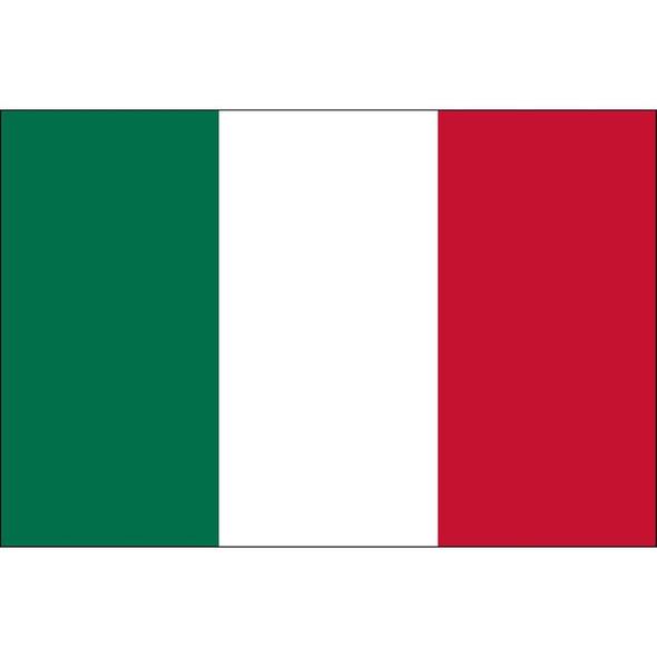 Italy Flag 3x5 ft. Economical
