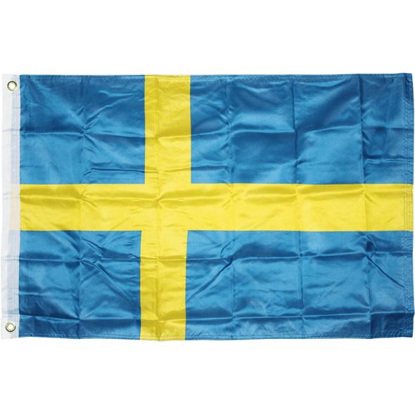 Sweden Flag - 2x3,3x5 - Standard