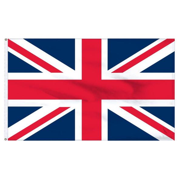 United Kingdom UK Flag, Union Jack 3x5 ft Economical