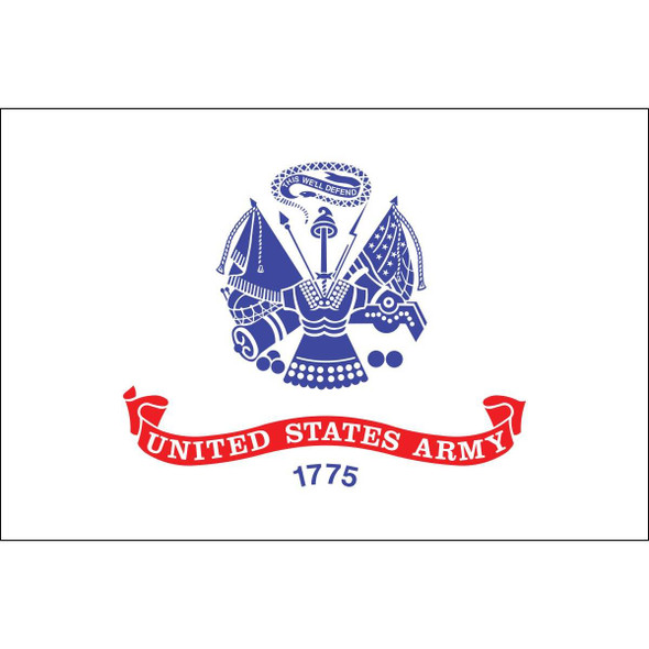 US Army Flag - Economical