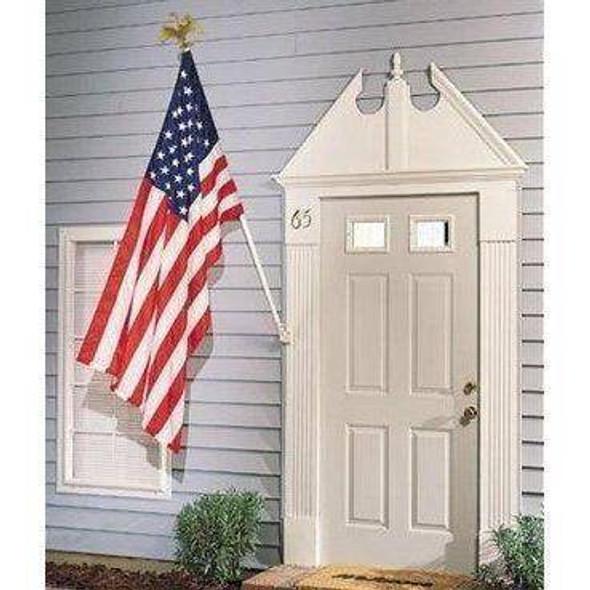 Flag Pole Kit - 6ft. Outdoor Economy