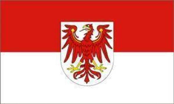 Brandenburg Flag (German State Flag) 3x5 ft. Standard