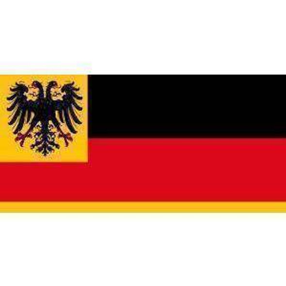 German Confederation 1815 to 1866 Flag - Historical 3x5 ft. Economical