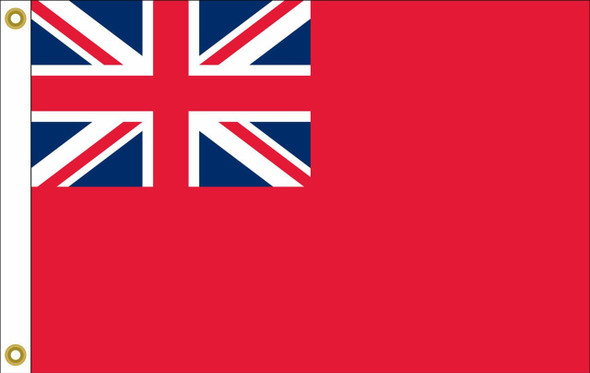 British Colonial Red Ensign Flag 3x5 ft. Standard