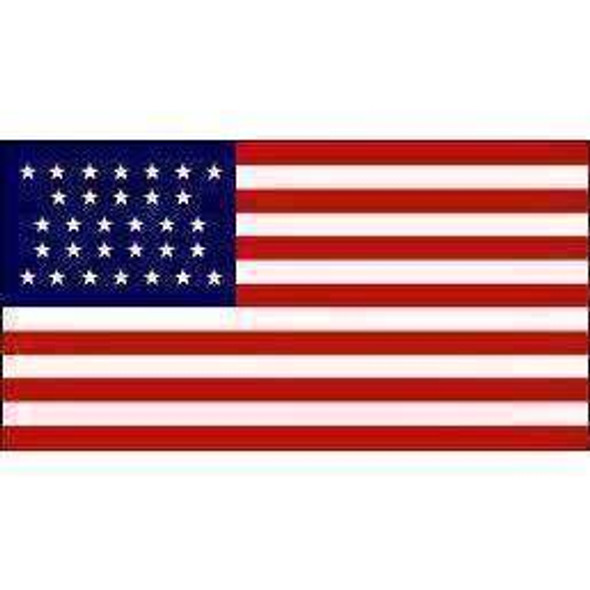 31 Star USA Flag - California - 3 X 5 ft. Economical