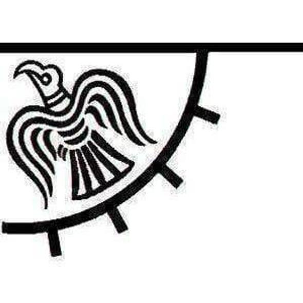 Viking Flag with Raven 3 X 4 ft. Standard