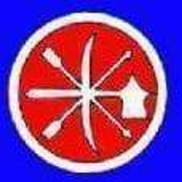 Choctaw Braves Flag 3x5 ft. Standard