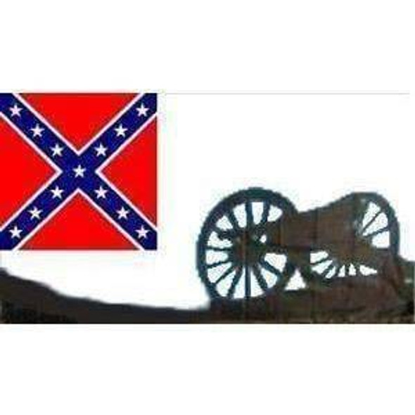 Confederate Southern Thunder Rebel Flag 3 X 5 ft. Standard