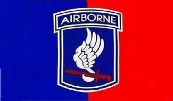 173rd Airborne Flag 3 X 5 ft. Standard