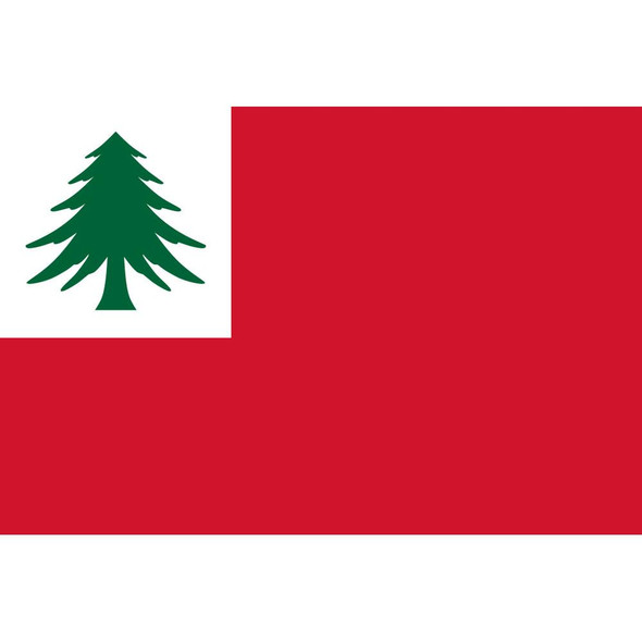 3rd New England Flag 3x5 ft