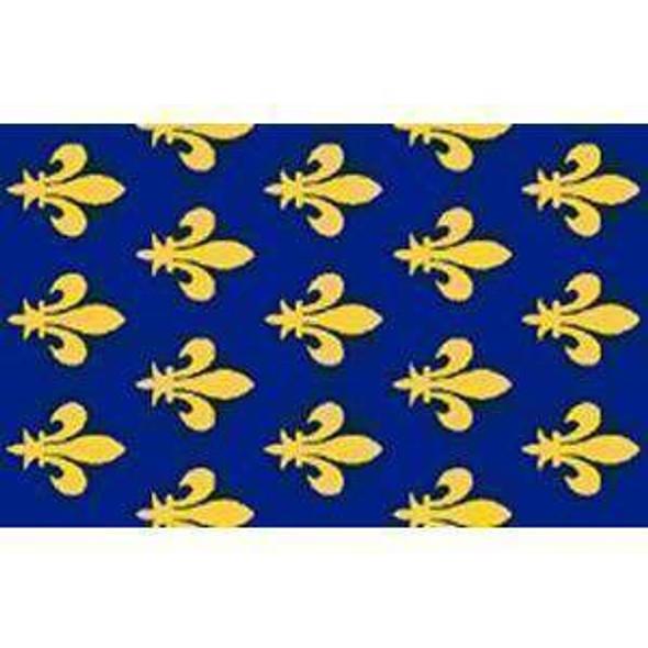 Ancient Banner of France Flag - Standard