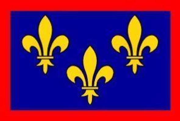 Anjou (France) Flag 3x5 ft. Standard