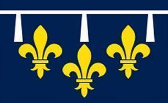 Orleanais (France) Flag 3 X 5 ft. Standard