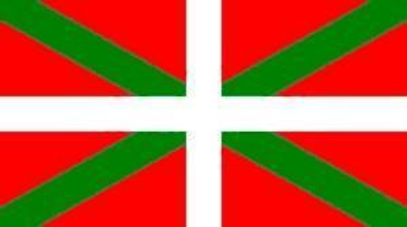 Basque Country (Spain) Flag 3x5 ft. Standard