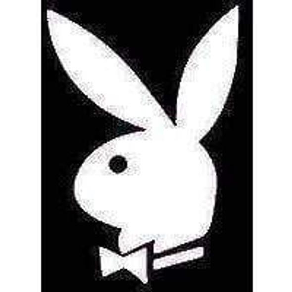 3x5 Playboy Bunny Flag  (white)