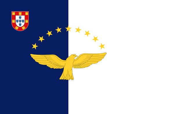 Azores Flag 3x5 ft Economical