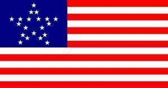 USA 20 Star Great Star Flag 3 X 5 ft. Standard