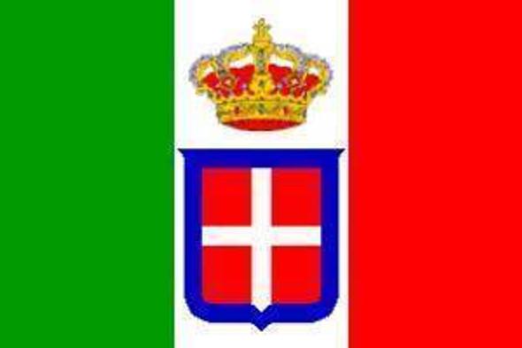 Italian Royal Flag 3x5 ft. Economical