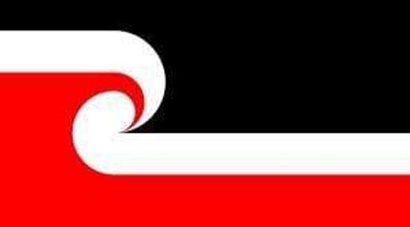 Maori Flag - New Zealand 3x5 ft. Economical