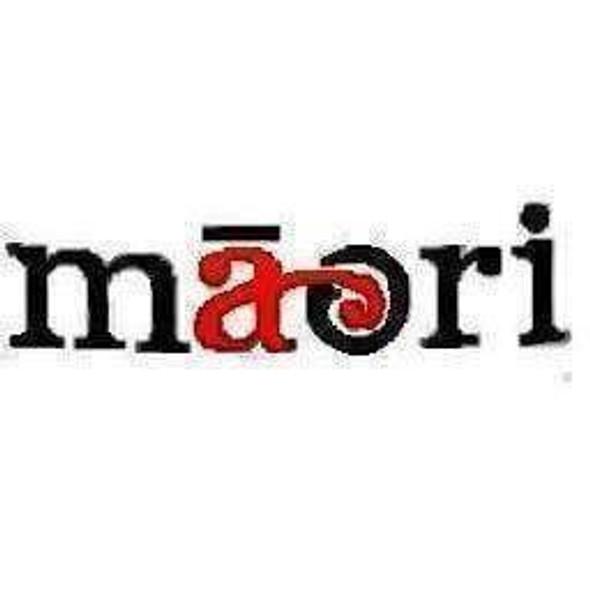 Maori Letters Flag New Zealand 3 X 5 ft. Standard