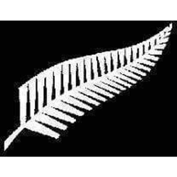 Silver Fern New Zealand Flag 3 X 5 ft. Standard