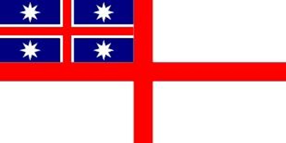 United Tribes 1834 New Zealand Flag 3 X 5 ft. Standard
