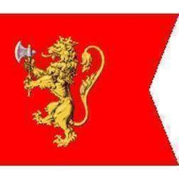 Norway Royal Crown Flag 3 X 5 ft. Standard