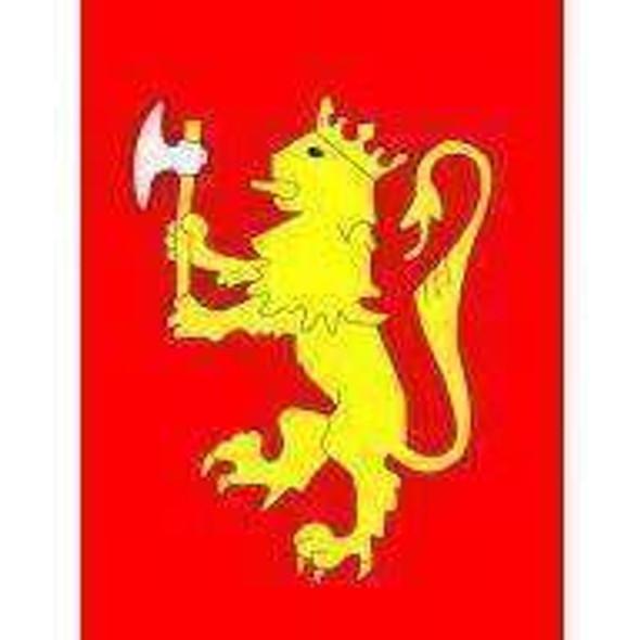 Norway Royal Standard Flag 3 X 5 ft. Standard