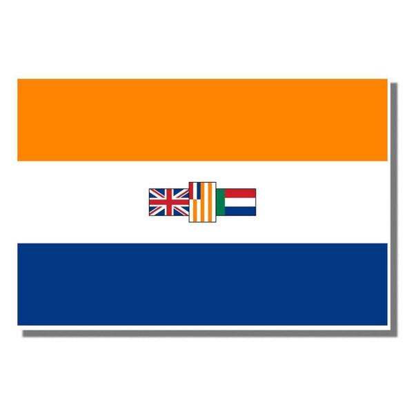 South Africa (Old) Flag Standard