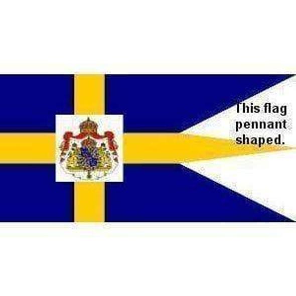 Sweden Royal Flag 3 X 5 ft. Standard