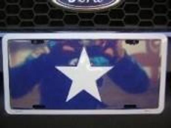 Bonnie Blue License Plate