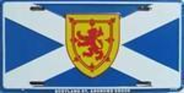 Scotland / St Andrews Flags License Plate
