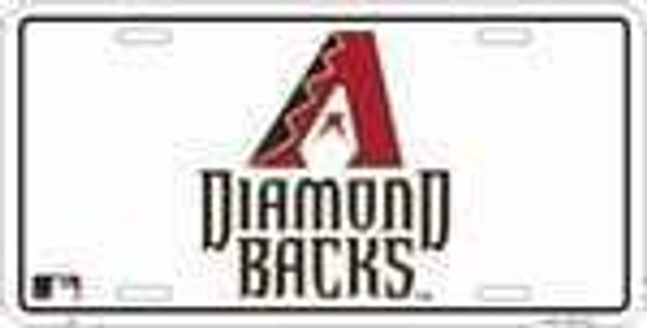 AZ Arizona Dbacks Diamondbacks MLB Baseball License Plate