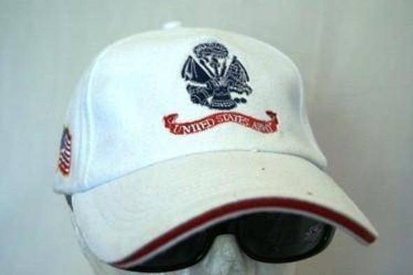 United States Army White Cap