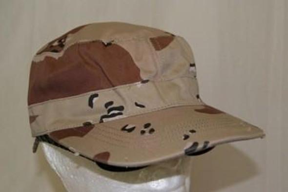 Desert Camo Hat