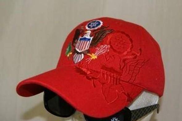 Great Seal of U.S. Cap