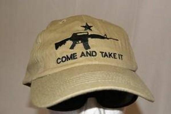 M4 Come and Take it Cap