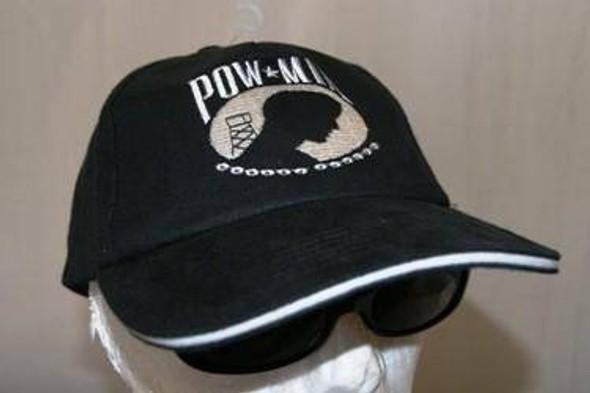 POW MIA (no words) Cap