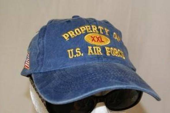 Property of the U.S. Air Force Cap