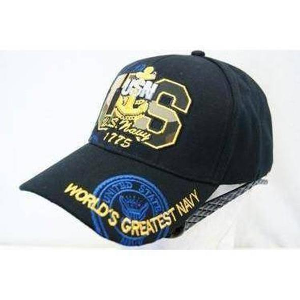 World's Greatest Navy Cap