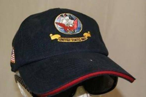 U.S. Navy Logo Cap