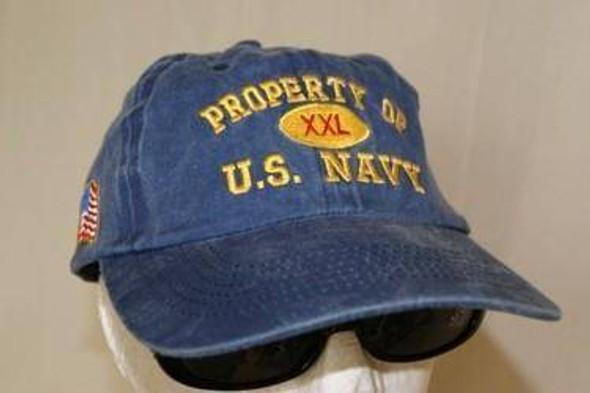 Property of the U.S. Navy Cap